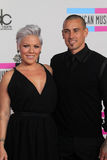 Pink,Carey Hart Royalty Free Stock Photography