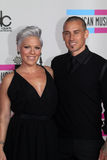 Pink,Carey Hart Stock Photos