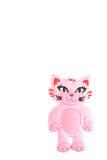 pink cat Royalty Free Stock Image
