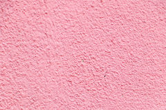 Pink cement Stock Image