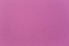 Pink cement wall. Royalty Free Stock Photography