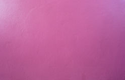 Pink cement wall. Stock Images