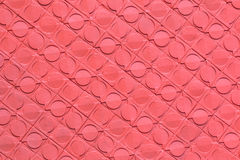 Pink cement wall Royalty Free Stock Images