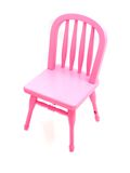 Pink chair Royalty Free Stock Images