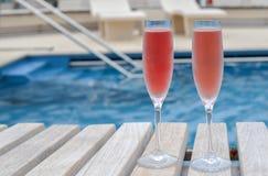 Free Pink Champagne Stock Photo - 89558500