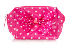Pink change purse Royalty Free Stock Photography