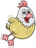 Pink chicken 01 Royalty Free Stock Photos
