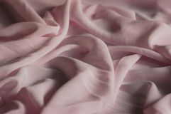 Pink chiffon Royalty Free Stock Images