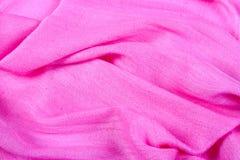 Pink chiffon background Royalty Free Stock Photography