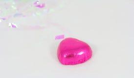 Pink chocolate Stock Image