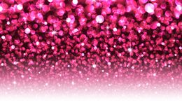 Pink Christmas abstract background. Stock Image