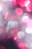 Pink christmas background Royalty Free Stock Photography