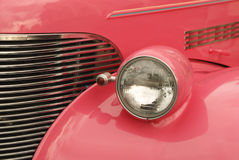 Pink and Chrome Royalty Free Stock Photos