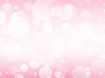 Pink circles background royalty free illustration