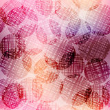 Pink circles Royalty Free Stock Photos