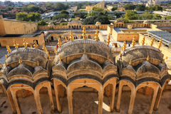 Pink City, Jaipur. view Stock Photography