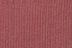 Pink cloth texture Royalty Free Stock Photos