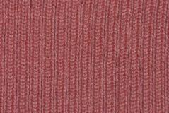 Pink cloth texture Royalty Free Stock Photos