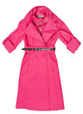Pink clothes Royalty Free Stock Images