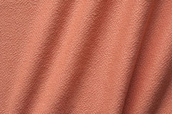 Pink clothes fabric Stock Image
