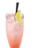 Pink cocktail Royalty Free Stock Photography