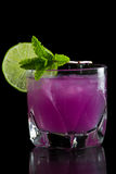 Pink cocktail Royalty Free Stock Photos
