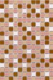 Pink Coffee Mosaic Royalty Free Stock Images
