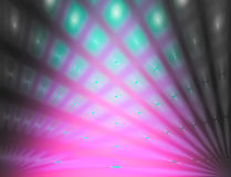 Pink color and blur view abstract background with line effect Royalty Free Stock Image
