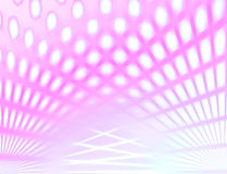 Pink color and blur view abstract background with line effect Royalty Free Stock Images