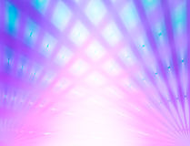 Pink color and blur view abstract background with line effect Stock Photos