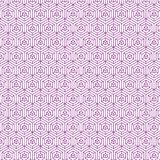 Pink Color Diamond Pattern Background Design Royalty Free Stock Image
