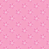 Pink color diamond seamless pattern Royalty Free Stock Photography