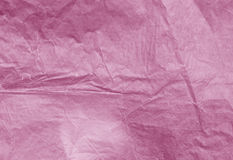 Pink color paper surface. Royalty Free Stock Photo