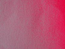Pink color Spray Paint on crumpled white paper for background. Pink color Spray Paint on crumpled paper for background royalty free stock photography