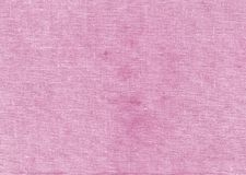 Pink color textile pattern. Abstract background and texture Royalty Free Stock Photography