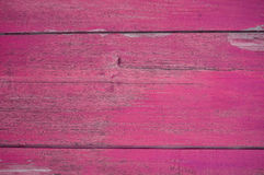 Pink color Wood Royalty Free Stock Images