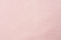 Pink colour fabric texture background Royalty Free Stock Photography