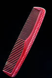 Pink comb Royalty Free Stock Photo