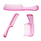 Pink Comb Stock Photos