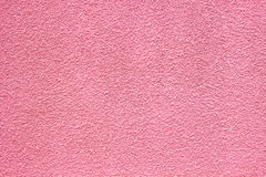 Pink concrete wall Royalty Free Stock Photos