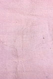 Pink concrete wall texture old and dirty. Royalty Free Stock Photography