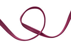 Pink cord  Royalty Free Stock Image
