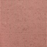 Pink corrugated carton pattern Stock Image