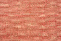Pink cotton. Natural cotton pink fabric - can be used as background Royalty Free Stock Images