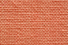 Pink cotton background. Close up of natural cotton pink fabric (made in India Royalty Free Stock Photos