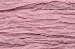 Pink cotton background Stock Images