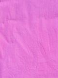Pink cottton fabric Royalty Free Stock Photo