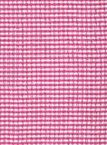 Pink Country checked pattern Royalty Free Stock Images