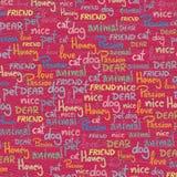 Pink cover pet Stock Photos