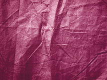 Pink creased grunge background Stock Photos